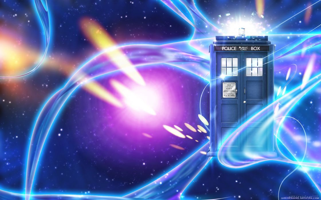 TARDIS Doctor Who wallpaper