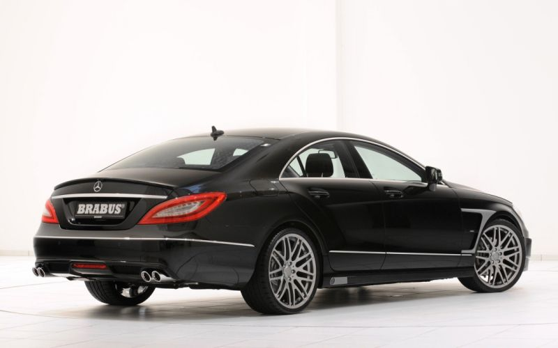 cars vehicles supercars Brabus CLS wallpaper
