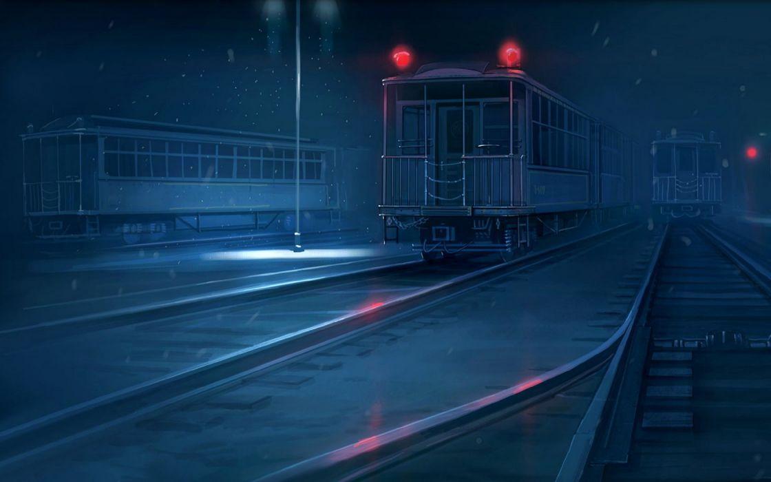 trains vehicles railroads wallpaper