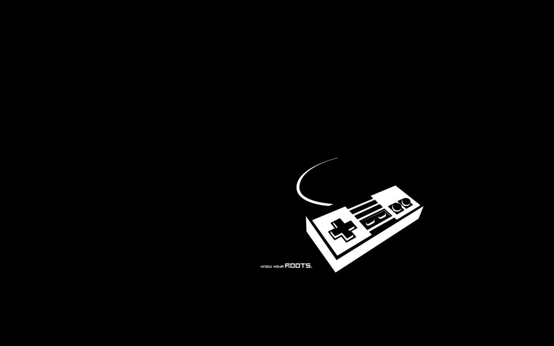 video games nes game console controllers wallpaper
