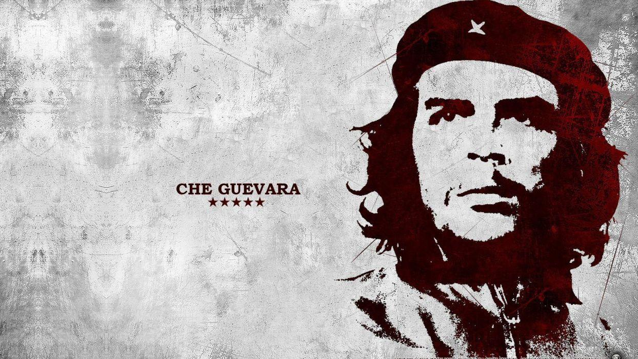 freedom Che Argentina revolution Commander Cuba Che Guevara leader murderer wallpaper