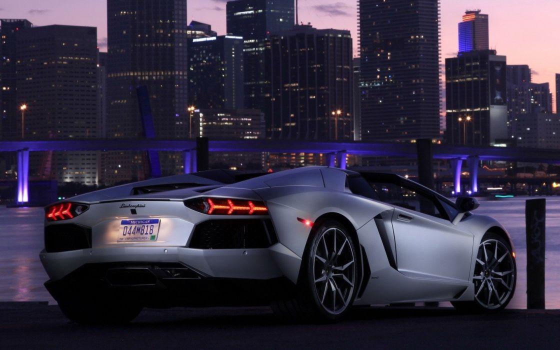 Lamborghini vehicles wallpaper