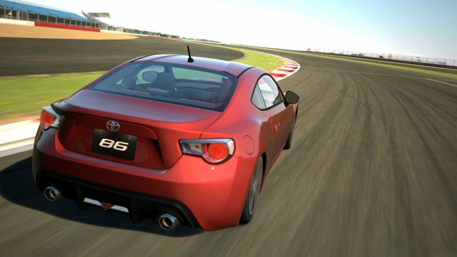 video games cars Playstation 3 Toyota FT-86 Gran Turismo 6 wallpaper
