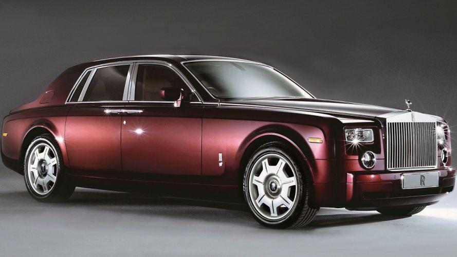 cars Rolls Royce Rolls Royce Phantom classic cars wallpaper