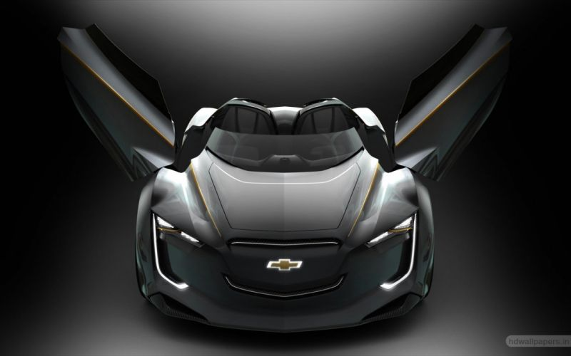 Chevrolet concept cars roadster wallpaper