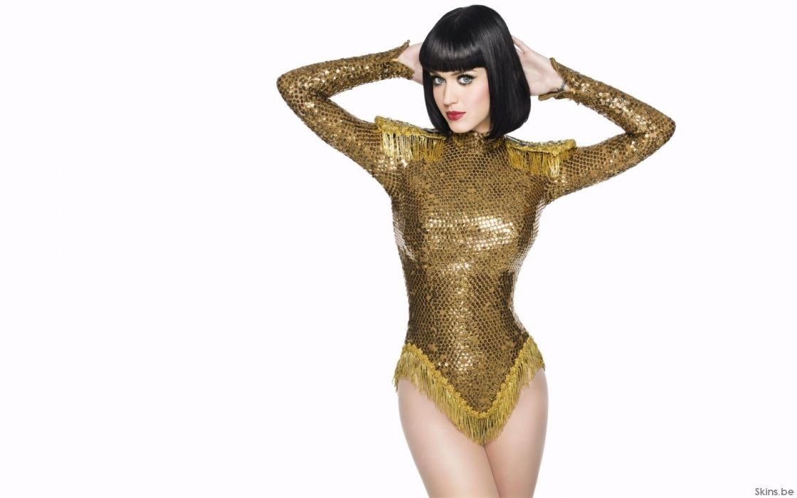 women Katy Perry celebrity singers simple background wallpaper
