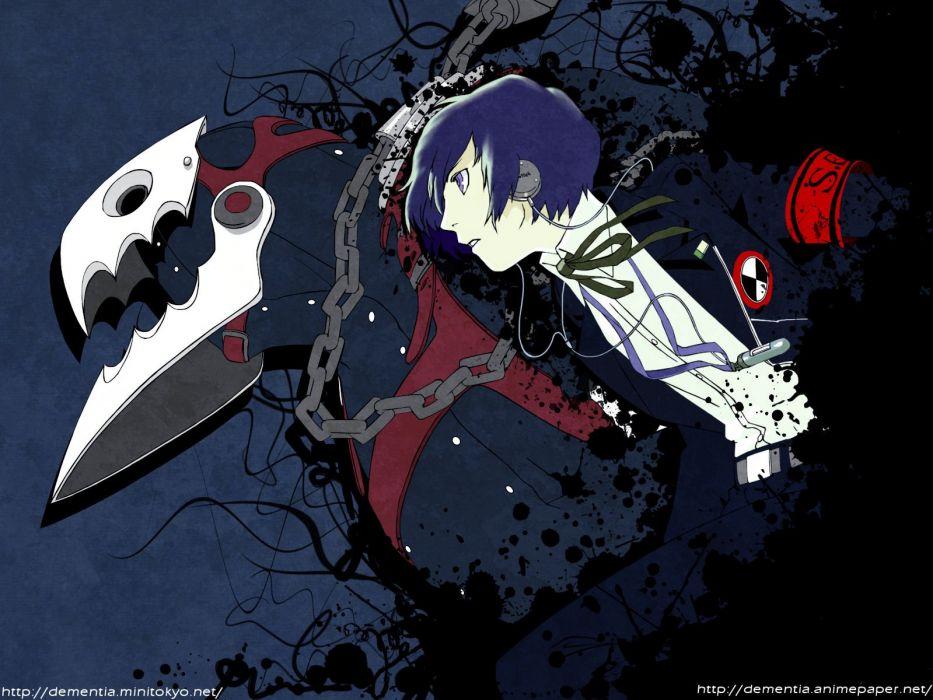 Persona series Persona 3 Arisato Minato wallpaper