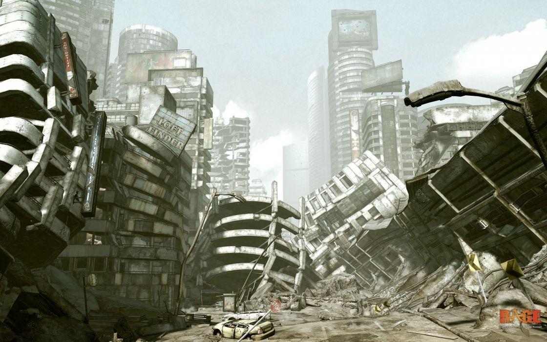 Rage (Video Game) wallpaper