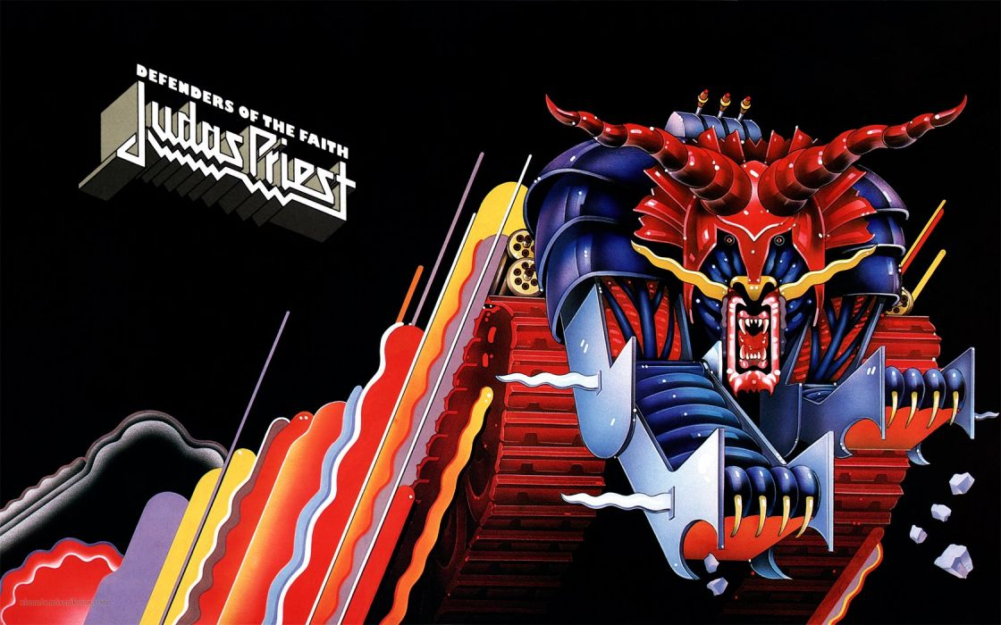 Judas Priest Defenders of the Faith wallpaper