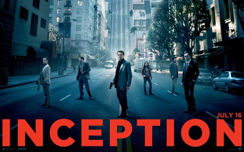 Ellen Page movies Inception Leonardo DiCaprio Tom Hardy Joseph Gordon-Levitt wallpaper