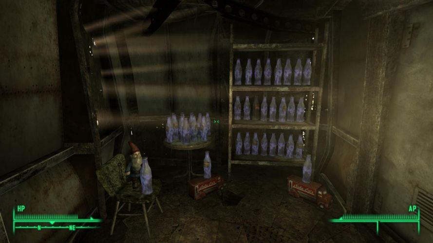 Fallout Nuka Cola Quantum wallpaper
