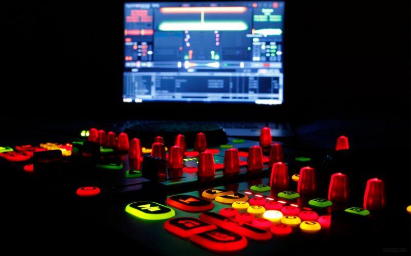 music DJ wallpaper
