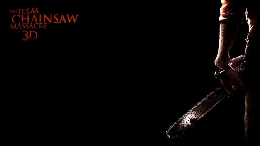 dark Texas Chainsaw Massacre wallpaper
