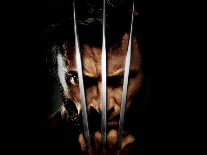 X-Men Wolverine Hugh Jackman X-Men: Origins claws wallpaper