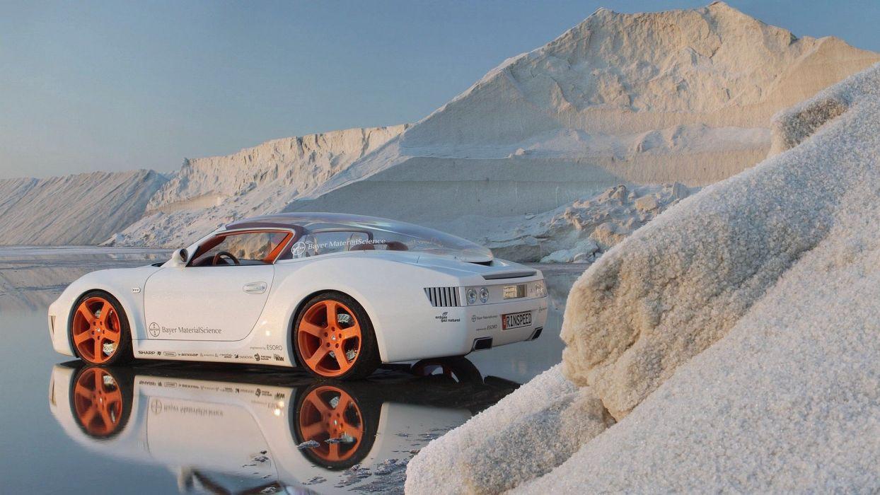 cars white cars Bayern wallpaper
