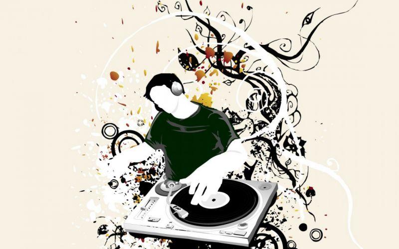 DJ wallpaper