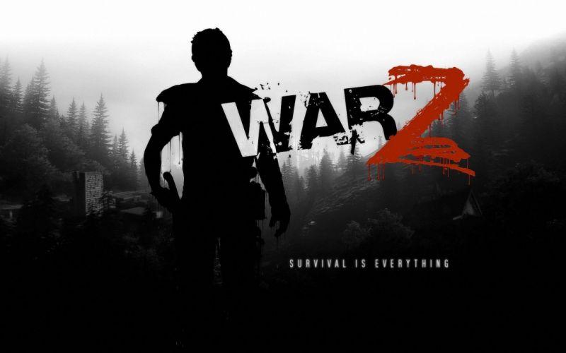 WARZ Infestation Survivor Stories zombie dark horror online sci-fi (3) wallpaper