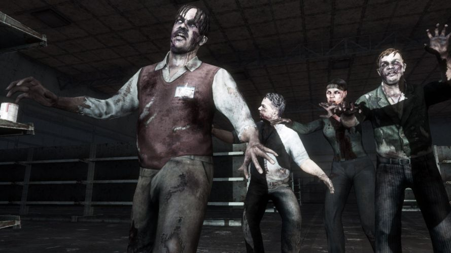 WARZ Infestation Survivor Stories zombie dark horror online sci-fi (2) wallpaper