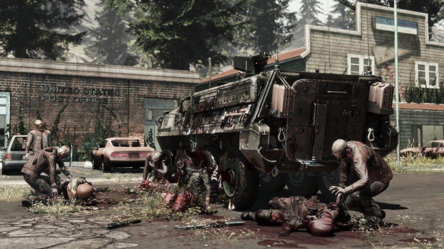 WARZ Infestation Survivor Stories zombie dark horror online sci-fi (6) wallpaper