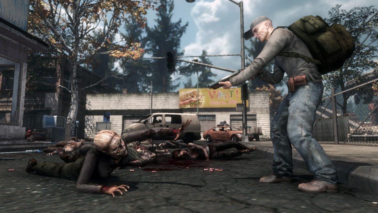 WARZ Infestation Survivor Stories zombie dark horror online sci-fi (27) wallpaper