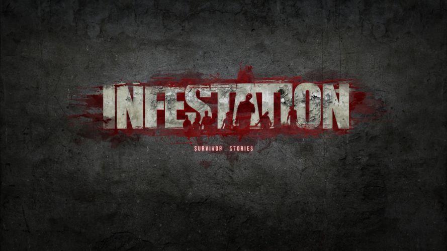 WARZ Infestation Survivor Stories zombie dark horror online sci-fi (24) wallpaper