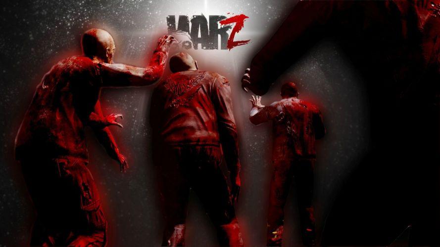 WARZ Infestation Survivor Stories zombie dark horror online sci-fi (33) wallpaper