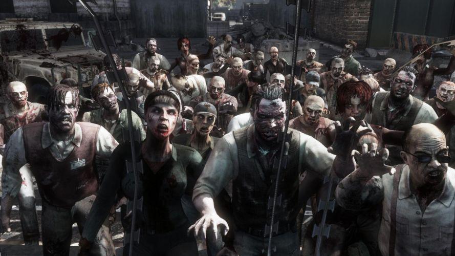 WARZ Infestation Survivor Stories zombie dark horror online sci-fi (32) wallpaper
