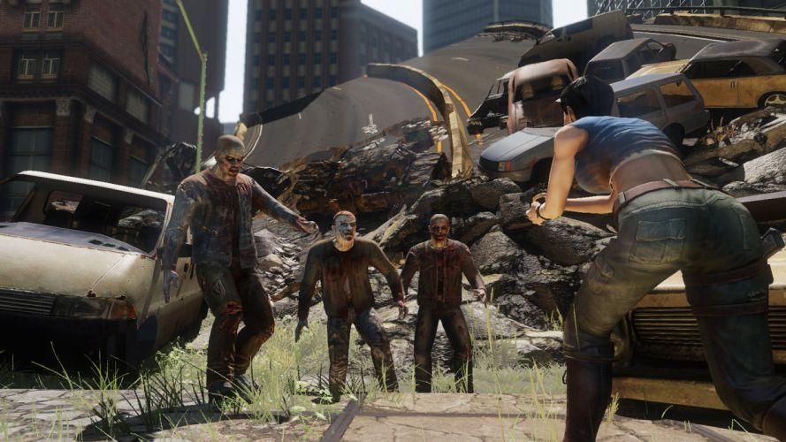 WARZ Infestation Survivor Stories zombie dark horror online sci-fi (47) wallpaper