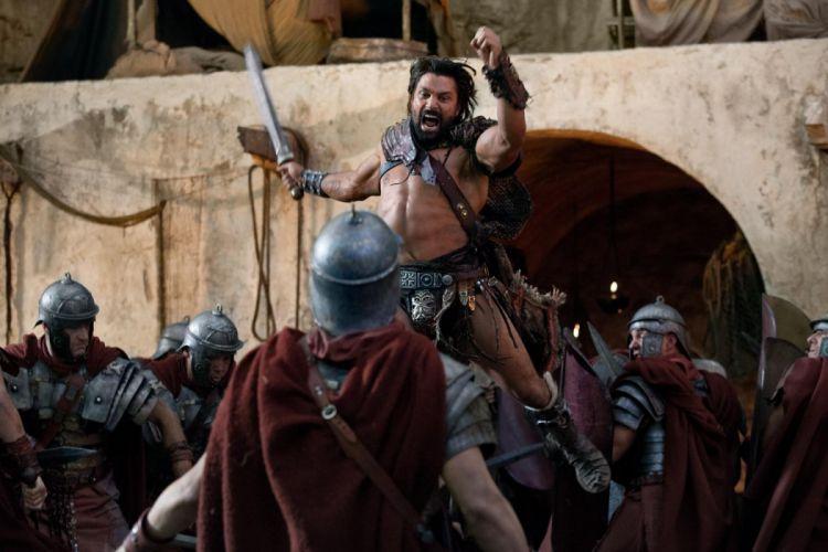 SPARTACUS series fantasy action adventure biography television warrior (2) wallpaper