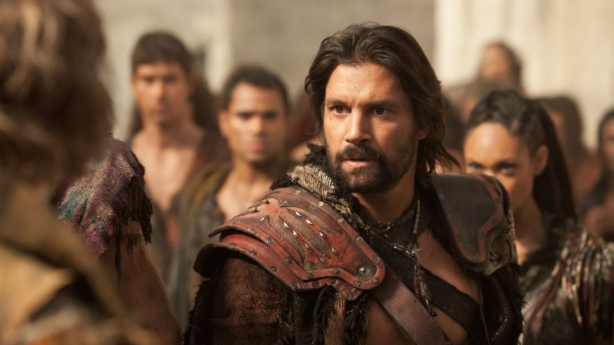 SPARTACUS series fantasy action adventure biography television warrior (5) wallpaper