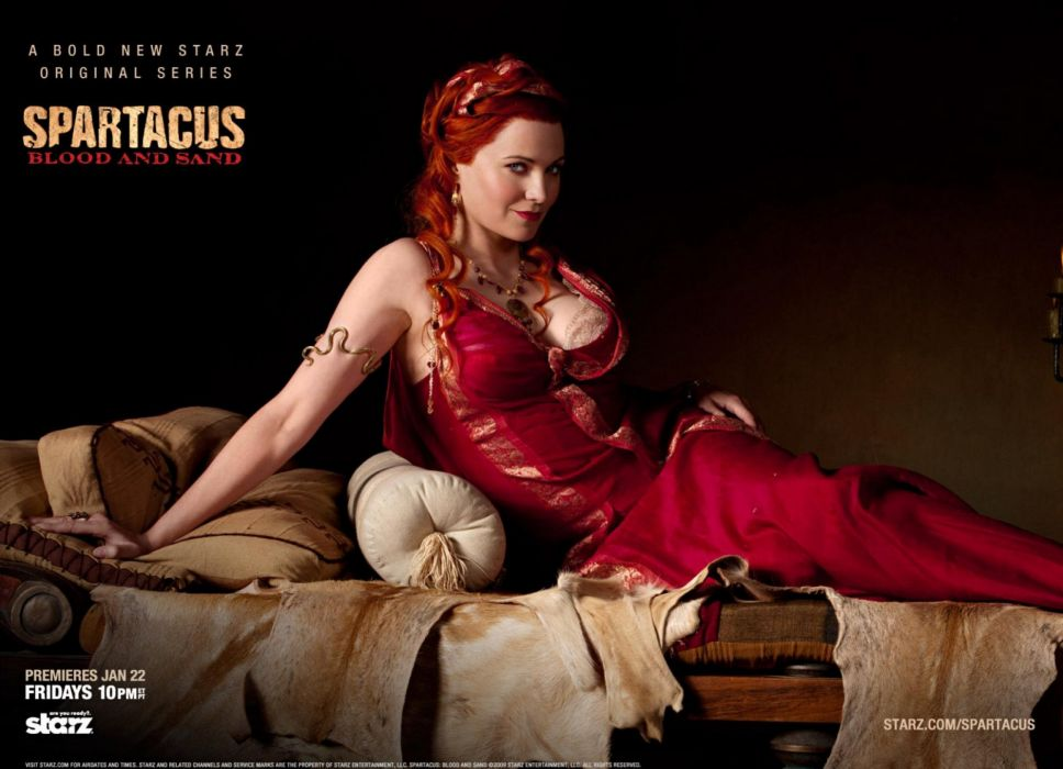 SPARTACUS series fantasy action adventure biography television warrior (32) wallpaper