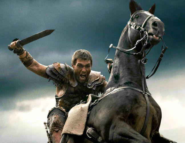 SPARTACUS series fantasy action adventure biography television warrior (41) wallpaper