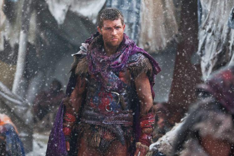 SPARTACUS series fantasy action adventure biography television warrior (50) wallpaper