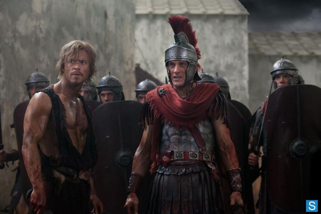 SPARTACUS series fantasy action adventure biography television warrior (48) wallpaper