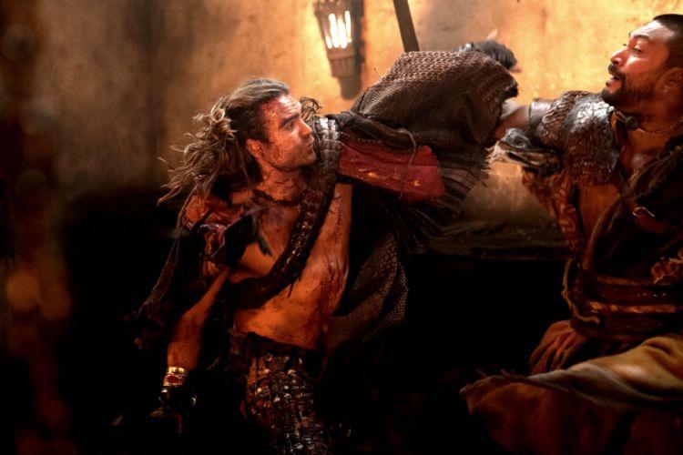 SPARTACUS series fantasy action adventure biography television warrior (61) wallpaper