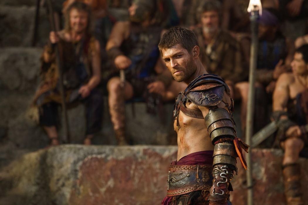 SPARTACUS series fantasy action adventure biography television warrior (60) wallpaper
