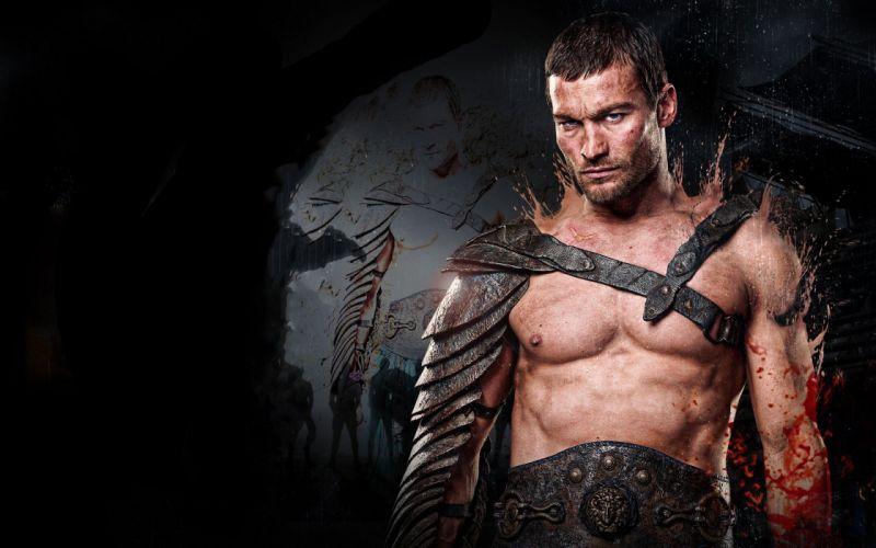 SPARTACUS series fantasy action adventure biography television warrior (89) wallpaper