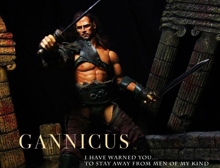 SPARTACUS series fantasy action adventure biography television warrior (96) wallpaper