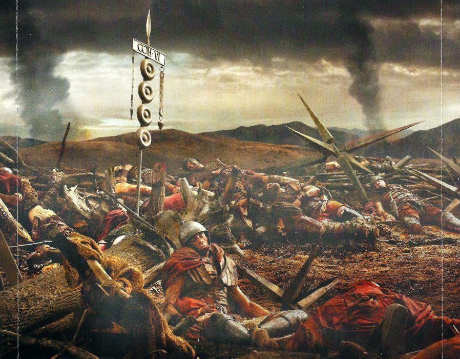 SPARTACUS series fantasy action adventure biography television warrior (105) wallpaper