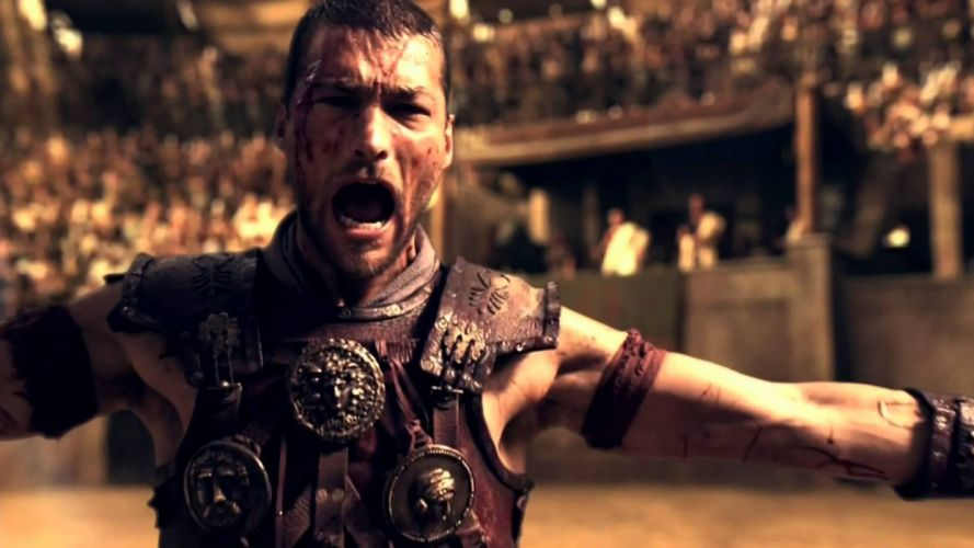 SPARTACUS series fantasy action adventure biography television warrior (113) wallpaper