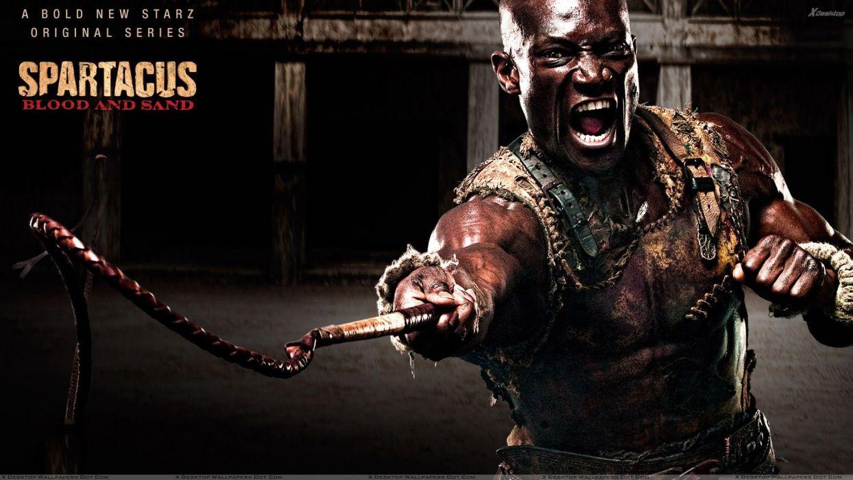 SPARTACUS series fantasy action adventure biography television warrior (116) wallpaper