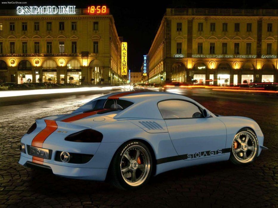 Stola-GTS Concept 2003 1600x1200 wallpaper 03 wallpaper