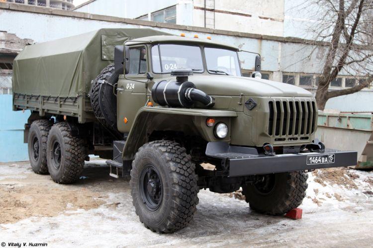 Ural-4320 from ODON divisionTurnir012014-22 wallpaper