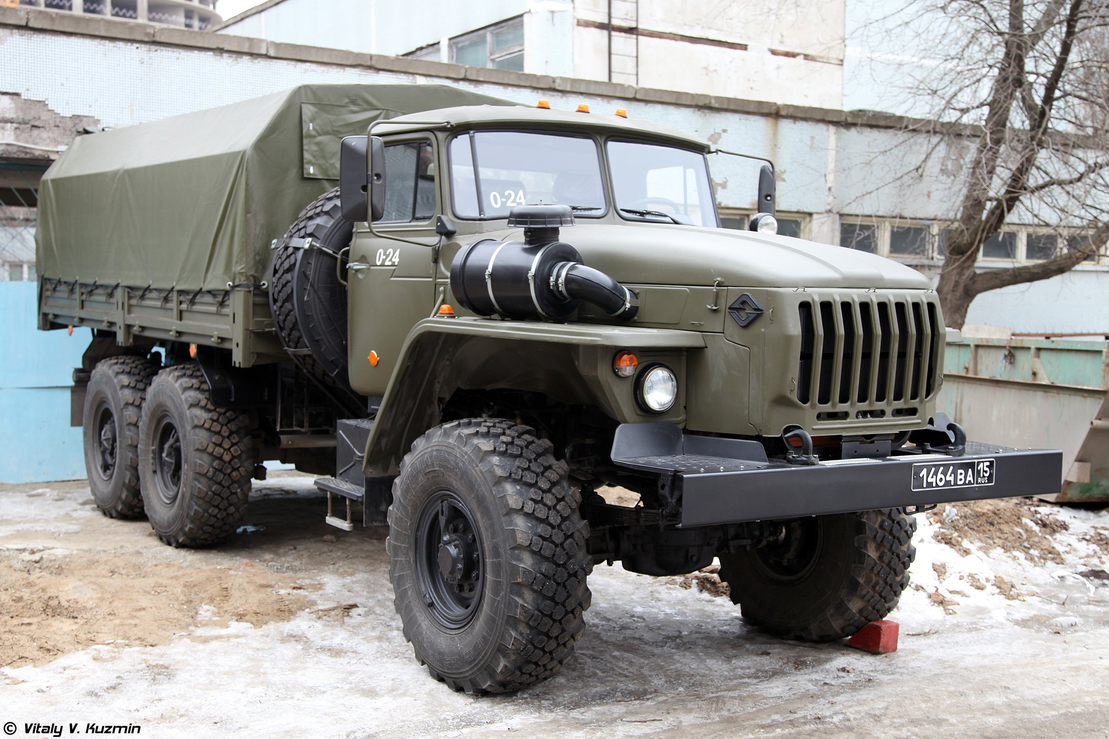 Ural 4320 From Odon Divisionturnir012014 22 Wallpaper