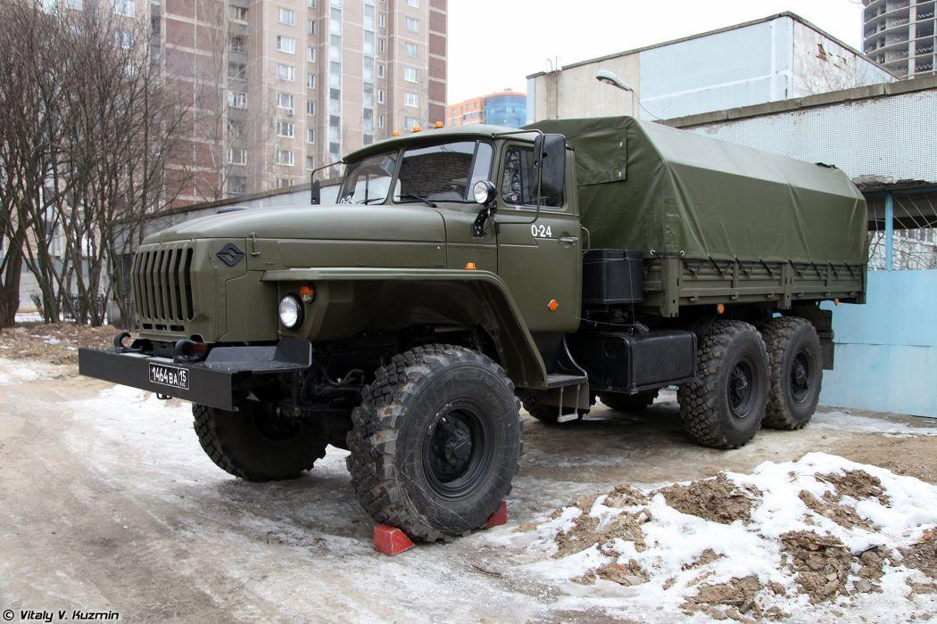 Ural-4320 from ODON divisionTurnir012014-21 wallpaper