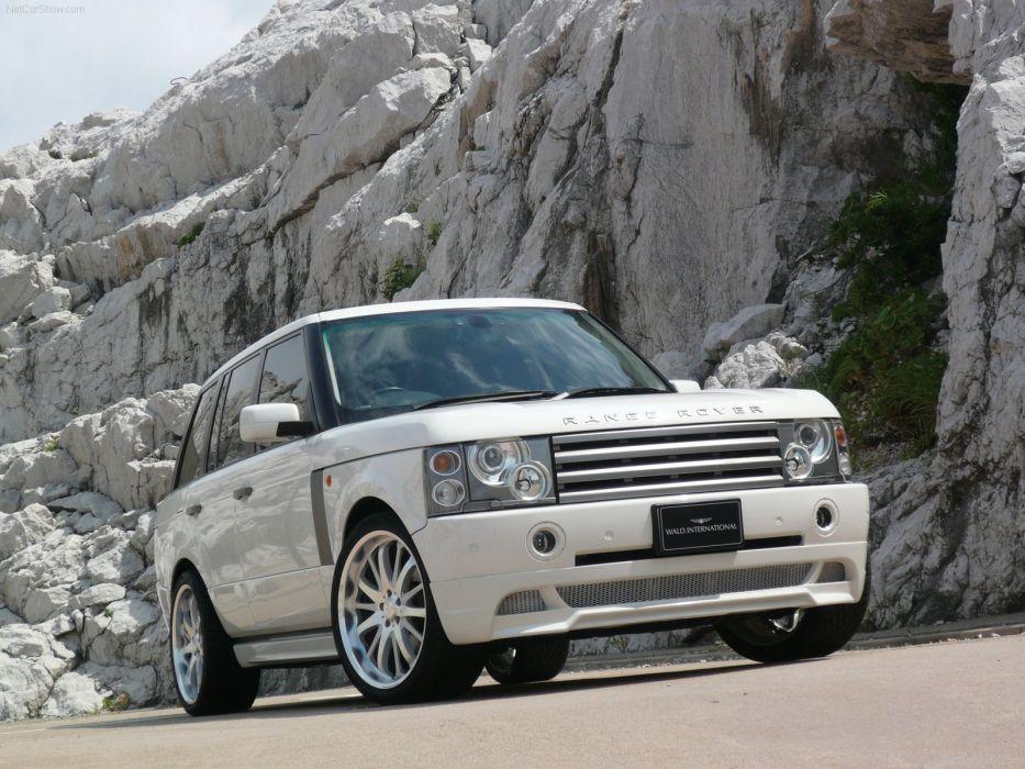 Wald-Land Rover Range Rover 2006 1600x1200 wallpaper 03 wallpaper