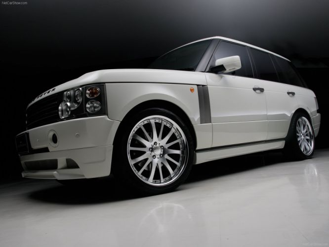 Wald-Land Rover Range Rover 2006 1600x1200 wallpaper 08 wallpaper