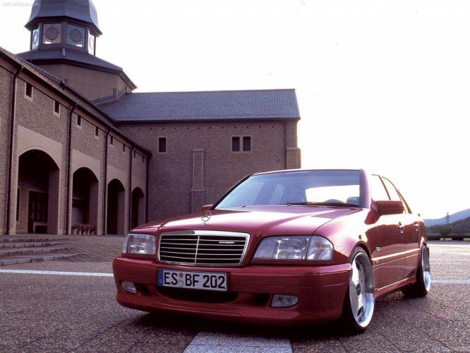 Wald-Mercedes-Benz C-Class 1998 1600x1200 wallpaper 01 wallpaper