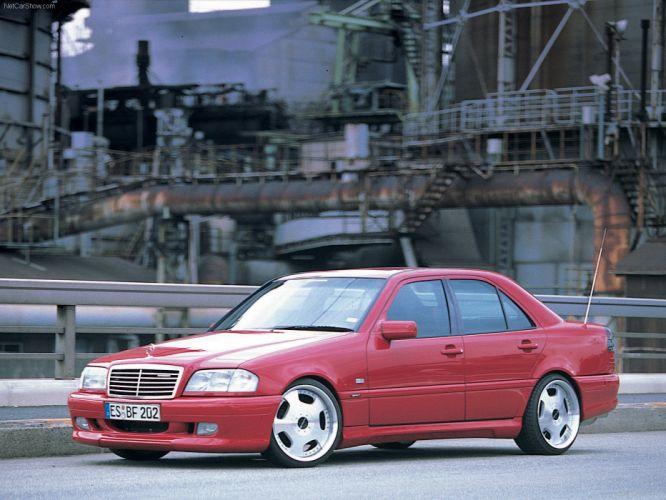 Wald-Mercedes-Benz C-Class 1998 1600x1200 wallpaper 02 wallpaper