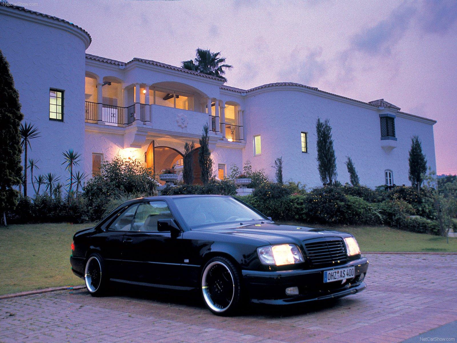 Wald Mercedes Benz W124 Ce 1997 1600x1200 Wallpaper 04
